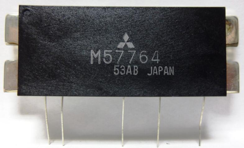 Bi Polar Modules 551-1300 MHz